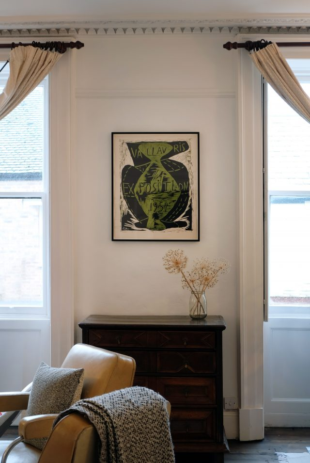 RO Frames Picasso Conservation Picture Framing