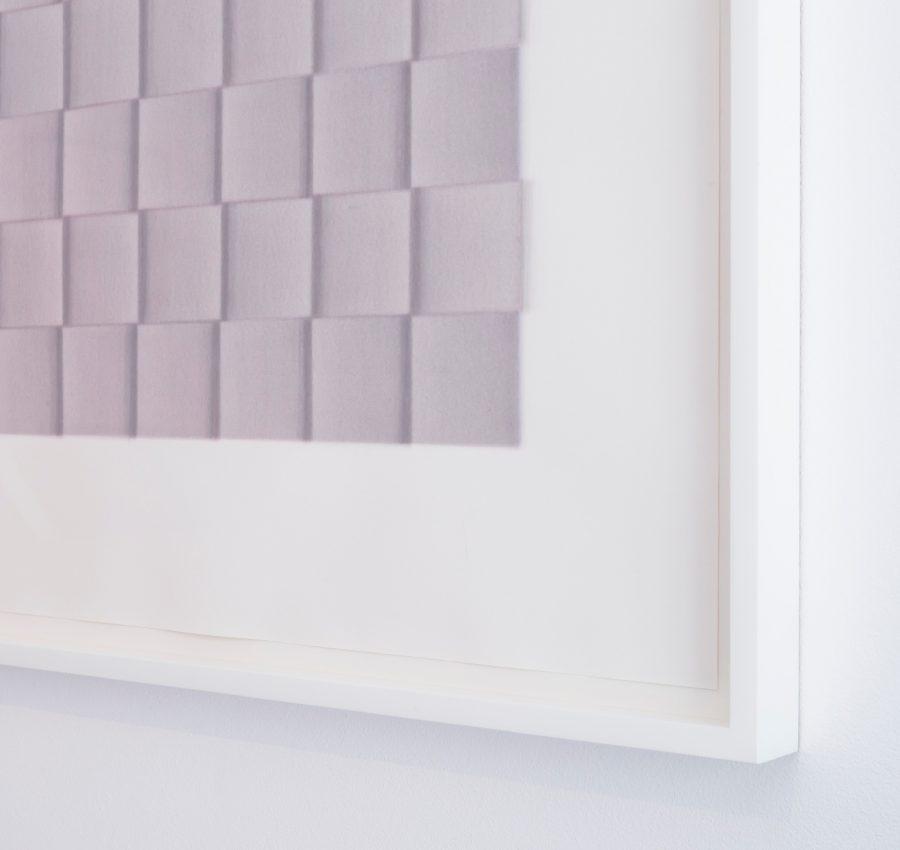 Tom Chamberlain - White Box Frame - Laure Genillard
