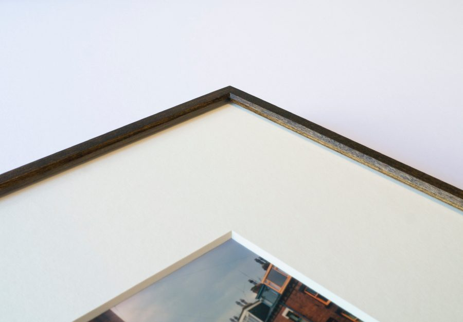 Peter Mitchell - Strangely Familiar - Picture Frame