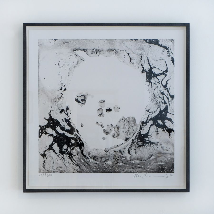 Wraith - Stanley Donwood - Picture Frame