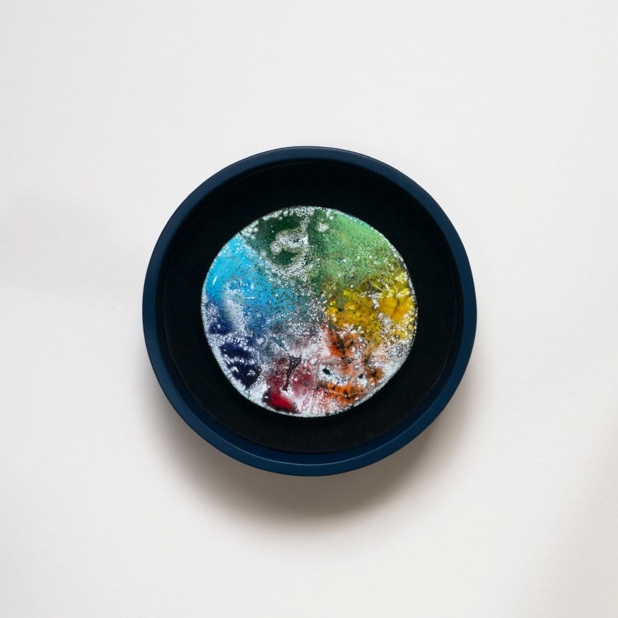 Anxiety Colour Wheel, Luke Burton